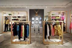 Retail Design Blog — Halti Flagship Store by 5 Star Plus Retail Design,...