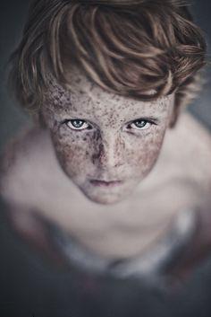 40 portraits magnifiques qui prouvent que les taches de rousseur sont belles - page 3