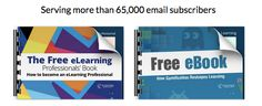 Sign up for #eLearning Industry's #newsletter and get 2 #Free #eBooks http://elearningindustry.com/newsletter-signup…