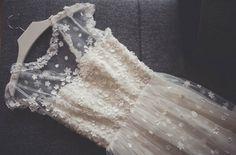 Adorable eNVy room wedding dress | Nina Photography