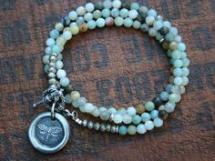 Gypsy Soul Necklace/Wrap Bracelet
