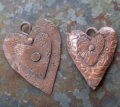 The Cerebral Dilettante: Hearts and Rivets: They Go Together