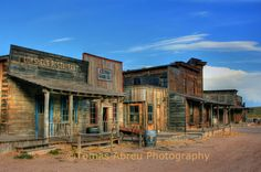 Would be cool to have my own western town ;)