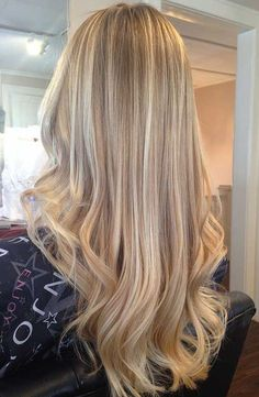 Attractive Long Layered Hairstyles With Balayage to Blonde Hair Color to Consider This Year