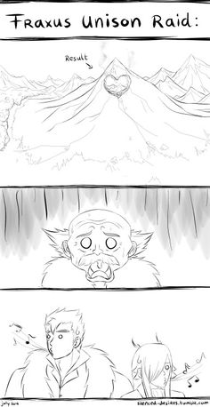 Fraxus Unison RAID <3 ~ Fairy Tail