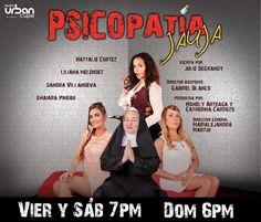20 de Diciembre de 2014 #Teatro Psicopatía Jauja @Teatro Urban Cuple