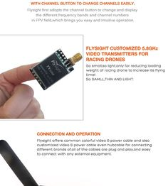 Flysight 2016 latest micro TX502 200mW 5.8ghz 40ch video transmitter#RacingDrone250ARFQuadcopter #quadcopterracing #racingdrone #racingquad #250quad #fpvracingquad #FPV250RacingCombos #fpvracing #droneracing #quad250 #racingquadcopter #250quadcopter