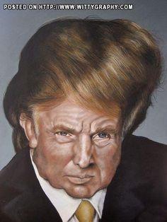 Donald Trump by Christian Stellner