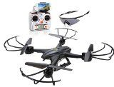 Holy Stone Action Video Camera fast shipping  Holy Stone X400C FPV RC Quadcopter Drone with Wifi Camera Live Video One Key Return Function Headless Mode 2.4GHz 4 Channel 6 Axis Gyro RTF Left and Right Hand Mode Bundle with Goggles
