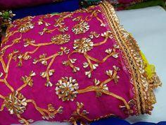 WhtsApp: 00923006844652, Bahawalpur Churni House, www.facebook.com/bahawalpurchunrihouse #gota #gotta #gotapatti #embroidery #kamdani #mukaish #mukesh #chunri #pressgotta #chikenkari #handembroidery #bridal #mehndi #mayoon #shadi #walima #lehanga #choli #saree #banarsi #tilla #zari #tilla #kora #dabka #sequins #beads #zardozi #resham #kundan #phulkari #gotapatti #parsigara #kantha #lehenga #anarkali #pashmina #ghaghra #sharara #choli #anarkali #pakistani #indian #ethnic Pakistani Wedding Outfits, Bridal Outfits, Hand Work Embroidery, Embroidery Designs, Embroidery Suits Punjabi, Rajputi Dress, Saree Gown, Punjabi Dress, Beautiful Suit