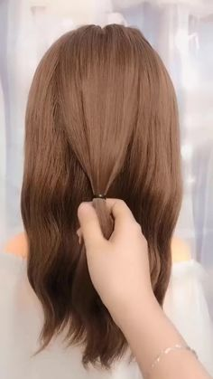 Hairstyles for Long Hair Videos Hairstyles Tutorials Compilation 2019 Easy Hairstyles For Long Hair, Diy Hairstyles, Pretty Hairstyles, Simple Hairstyles For Medium Hair, Kids Hairstyles For Wedding, Gatsby Hairstyles, Twisted Hairstyles, Easy Little Girl Hairstyles, Girls Hairdos
