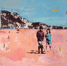 Beach Cricket - Dan Parry Jones | Dan Parry Jones