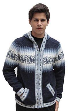 Women's Soft Alpaca Wool Knitted Cardigan Open Coat Jacket Sweater ...