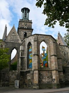 Aegidien Church, Hanover, Germany