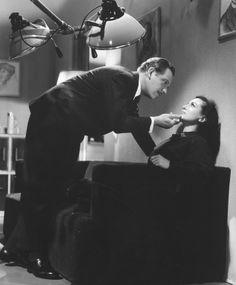 Joan Crawford and Melvyn Douglas
