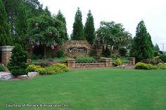 Subdivision & Business Entrance Way Portfolio | Green Acres Landscaping, Inc.