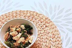 Kale & Coconut Chicken Salad