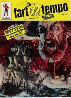 Fart og tempo 1975 nr. 42 - ComicWiki