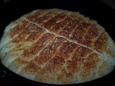 Dutch Oven Madness!: Day 79: Parmesan Seasoned Breadsticks
