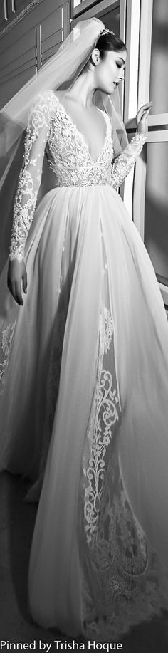 Zuhair Murad Bridal Fall 2017