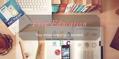 Did you hear that New York residents are going to be eligible for FREE education? (yes, fashion bloggers, as if you need another reason to need to be there!) As for the rest of us, it's either sky-high student loans or perhaps, no college. But, what if I told you that there are resources out …