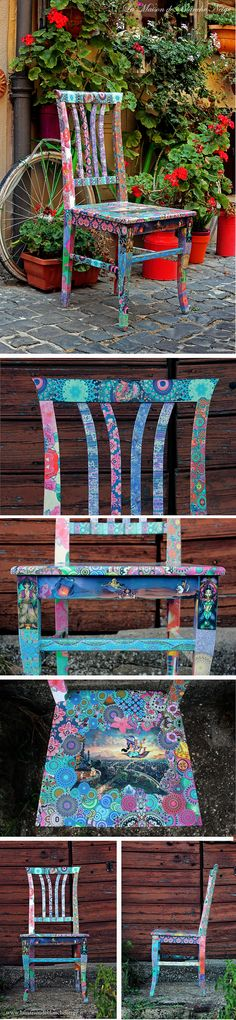 Gipsy Jasmine disney theme chair
