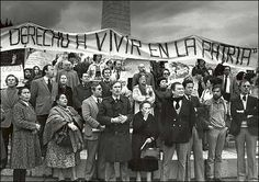 Chile Protests against the military regime in Chile, Military, Concert, Hurtado, Patagonia, Madrid, Play, Photos, Military Dictatorship