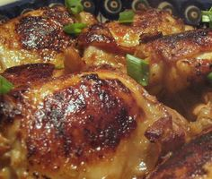 One of my all time favorites - chicken adobo, filipino style.