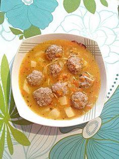 Zupa kulki | Zielona Pokrzywa