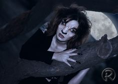 werewolves and woman | Werewolf Costume Photo sets: Wolf Woman Macabri / Bailey and Paige as ...