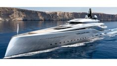 Stiletto   Seven Sinister Superyachts with Looks to Intimidate any Landlubber