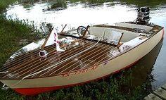 14 Zip - twin cockpit runabout-www.boatdesigns.com