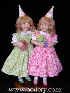 2006 Julie Fischer Dolls