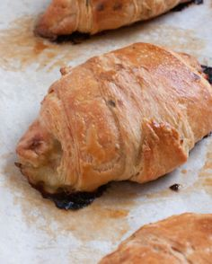 """I was casually reading the HuffPost Taste section Friday morning when the title """" Christina Tosi's Cubano Croissant"""" caught my eye. Christina Tosi, Momofuku, Croissants, Turkey, Dinner, Seattle, Food, Dining, Crescents"""