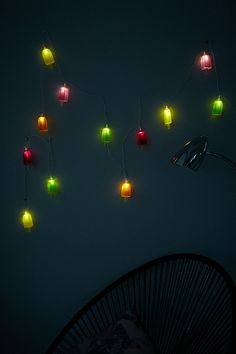 Ice Lolly String Fairy Lights