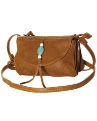 BILLABONG AMULET FESTIVAL PURSE - RUSTIC