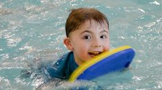 """""""The dangers of elopement will always be there for many of our families, but getting past our own water anxiety as parents and making a commitment to teach all of our kids to swim can eliminate one risk that is a danger for our families..."""""""