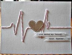 Easy Homemade St`Valentines day craft photo1