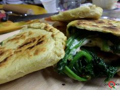 Direttamente dalle Marche...i Crescioni! Da farcire con gli ingredienti che più vi piacciono!  www.quidanoiblog.it