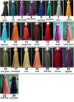 Bridesmaid Dress Wrap Brown Convertible Dress Wedding Infinity Dress Maxi Dress Women Formal
