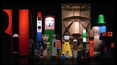 22 wooden, electronic, singing dolls
