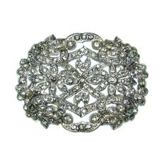 Vintage 20s Art Deco Brooch / 1920s Brooch by BreesVintageRevivals, $65.00