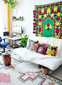 Pad Peek: Shazeen's Dubai Apartment