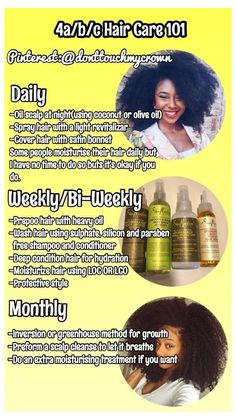4a Natural Hair, Natural Hair Care Tips, Natural Hair Growth, Natural Hair Styles, Natural Shampoo, Afro Hair Care, Olive Oil Hair, Low Porosity Hair Products, Banana For Hair