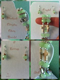 Christian Jewelry By PeleTani on sale on Ebay/OfferUp/Poshmark
