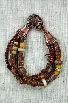 Rich colors on Bracelet