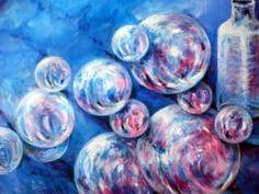 """""""G 9 Seilschaft"""", Acryl auf Lana, gerahmt auf 50 x 70 cm Corning Glass"""