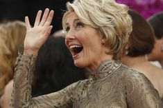 71.) Emma Thompson…Extra Temptation Extra Touchdown Extra Extra Extra Afterthought Excellent Exquisite Tailor Made Maytag Butterfly Love Value (born 15 April 1959) is a British actress, comedian, screenwriter and author. She first came to prominence in 1987 in two BBC TV series, Tutti Frutti and Fortunes of War, she won the BAFTA TV Award for Best Actress for her work in both. Her first major film role was in the 1989 romantic comedy The Tall Guy.