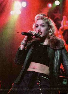 90s Gwen Stefani
