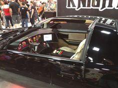 Inside Kitt - Part 2 Knight Rider